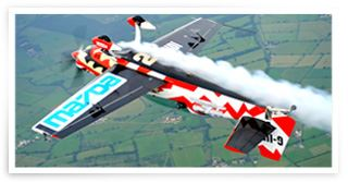 Experience Ultimate Aerobatic Flying